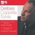 ドリーブ/バレエ音楽「コッペリア」(全曲)、同「シルヴィア」(全曲)(3CD)