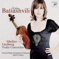 シベリウス/ヴァイオリン協奏曲、リンドベルイ/ヴァイオリン協奏曲