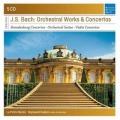 J・S・バッハ/ブランデンブルク協奏曲、管弦楽組曲、ヴァイオリン協奏曲、音楽の捧げもの(5CD)