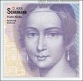 クララ・シューマン/ピアノ作品集
