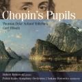 「ショパンの弟子たち」〜テレフセン/ピアノ協奏曲第1番、カルル・フィルチ/序曲、演奏会用小品