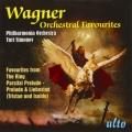 ワーグナー/オペラからの管弦楽名曲集