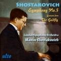 ショスタコーヴィチ/交響曲第5番、映画音楽「馬あぶ」から