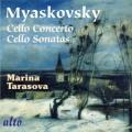 ミャスコフスキー/チェロ協奏曲、チェロ・ソナタ第1番,第2番