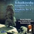 チャイコフスキー/交響曲第2番「小ロシア」、交響曲第3番「ポーランド」