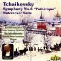 チャイコフスキー/交響曲第6番「悲愴」、バレエ組曲「くるみ割り人形」