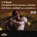 J・S・バッハ/フルート・ソナタ全集&無伴奏パルティータ(2CD)