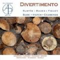「ディヴェルティメント」~バルトーク/2台のピアノと打楽器のための音楽ほか