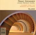 クロンマー、フンメル/ファゴットと弦楽のための室内楽作品集【SACD】