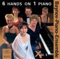 ピアノ6手連弾のための作品集 Vol.3