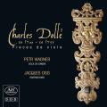 シャルル・ドレ(1700頃-1755頃)/ヴィオルと通奏低音のための曲集 Op.2