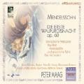 メンデルスゾーン/最初のワルプルギスの夜、序曲集(4曲)