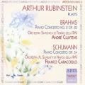 ブラームス/ピアノ協奏曲第2番、シューマン/ピアノ協奏曲