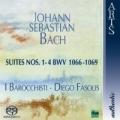 J・S・バッハ/管弦楽組曲(全曲)