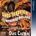 ショスタコーヴィチ/交響曲第5番、同第6番【SACD】