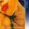 ピアソラ/二重協奏曲「リエージュへのオマージュ」ほか【SACD】