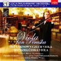 「知られざるチェコのヴィオラ」~ヴァンハル、ブリクシ、プシュマン/ヴィオラ協奏曲集