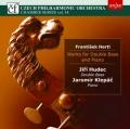 フランチシェク・ヘルトル/コントラバスとピアノのための作品集