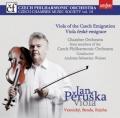 「他国へ移住したチェコの作曲家たちのヴィオラ協奏曲集」~ヴラニツキー、ベンダ、レイハ