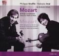モーツァルト/ヴァイオリン協奏曲第3番、協奏交響曲 K.364、ニ重奏曲 K.261,373(2CD)