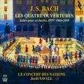 J・S・バッハ/管弦楽組曲(全曲,2SACD)