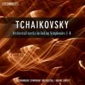 チャイコフスキー/交響曲全集、管弦楽曲集(6CD)