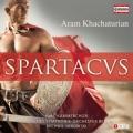ハチャトゥリアン/バレエ「スパルタクス」(全曲,2CD)