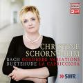 J・S・バッハ/ゴルトベルク変奏曲、ブクステフーデ/ラ・カプリチョーザ(2CD)