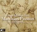 J・S・バッハ/マタイ受難曲 BWV244(2CD)