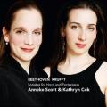 古楽器によるホルン・ソナタ集〜ベートーヴェン、クルフト、ライデスドルフほか