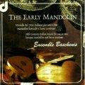 「アーリー・マンドリン Vol.1」~18世紀イタリアのバロック・マンドリンと通奏低音のための音楽
