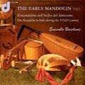 「アーリー・マンドリン Vol.3」~18世紀イタリアのバロック・マンドリンと通奏低音のための音楽