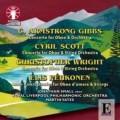 イギリス近現代のオーボエ協奏曲集~ギブズ、スコット、ライト、ペーコネン