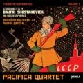 ショスタコーヴィチ/弦楽四重奏曲第1,2,3,4番、プロコフィエフ/同第2番(2CD)