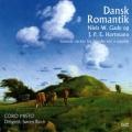 デンマークのロマン派・無伴奏混声合唱曲集〜ゲーゼ、ハルトマン