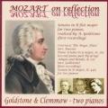 「モーツァルト・オン・リフレクション」〜2台のピアノのためのソナタ、ほか
