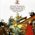サンマルティーニ/オルガン協奏曲集 Op.9