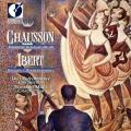 ショーソン/交響曲、イベール/寄港地、ディヴェルティスマン
