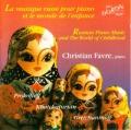 プロコフィエフ、ハチャトリアン、グレチャニノフ/子供のためのピアノ曲集