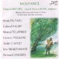 「ハープと声のためのフランス音楽」~デュパルク、フォーレほか