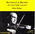 ベートーヴェン、ブラームス/ヴァイオリン協奏曲