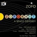 「スペース・オデッセイ」〜ホルスト/惑星(4手ピアノ版)ほか(CD+BD)