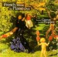 ピアノ・デュオのためのフランス音楽〜ビゼー、ドビュッシー、フォーレ、ミヨー、プーランク、ラヴェル