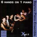 ピアノ6手連弾のための作品集 Vol.2