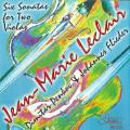 ルクレール/2つヴィオラのための6つのソナタ