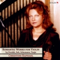 ドヴォルザーク/ヴァイオリン協奏曲、スーク/4つの小品、シューマン/3つのロマンスほか