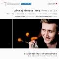 セジョルネ、ゲラッシメツ、ブロストレム、サーサス/打楽器作品集