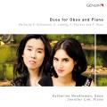「オーボエとピアノのための二重奏曲」〜シューマン、ルドウィグ、プーランク、ハース