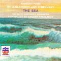 グラズノフ/幻想曲「海」、ドビュッシー/交響詩「海」