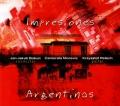 「アルゼンチンの印象」〜ピアソラ、グアスタビーノ、ディアンス、モレル/クラリネットとギターのための作品集